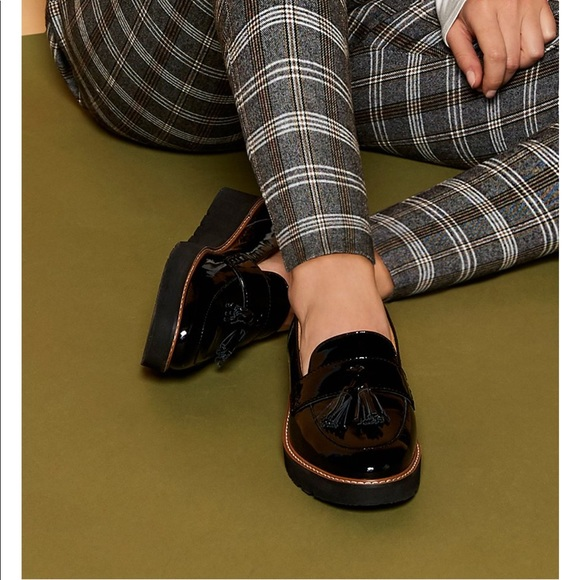 bdf7b519f4e Naturalizer August loafers in the patent leather